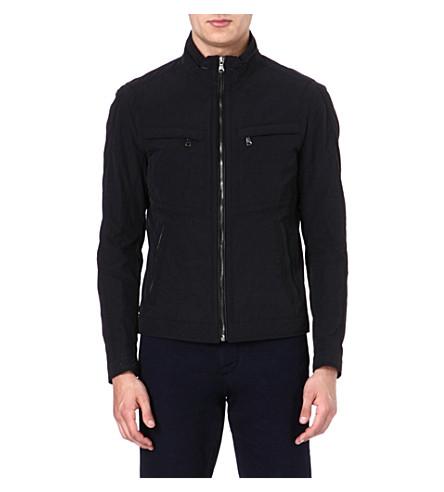 HUGO BOSS Capontz2 jacket (Black