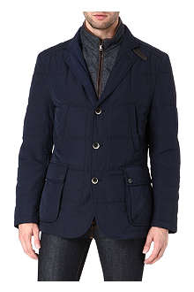 HUGO BOSS Quilted leisure blazer
