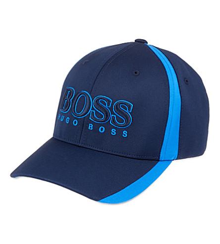 HUGO BOSS Block colour cap (Navy