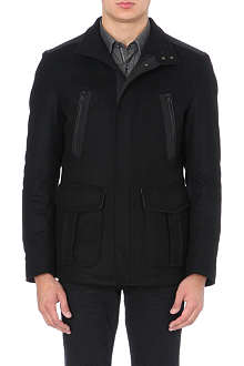 HUGO BOSS Ciffom wool-blend jacket