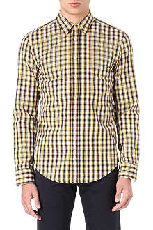 HUGO BOSS Cliffe checked shirt
