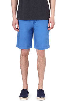 HUGO BOSS Clyde linen shorts