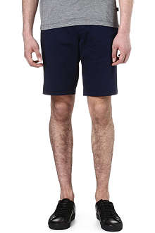 HUGO BOSS Sateen regular-fit shorts
