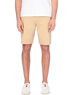 HUGO BOSS Stretch-cottton shorts