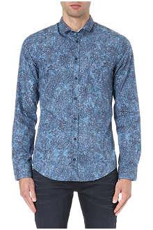 HUGO BOSS Paisley print shirt