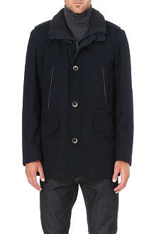 HUGO BOSS Coated jacket