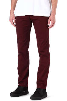 HUGO BOSS Regular twill chino trousers