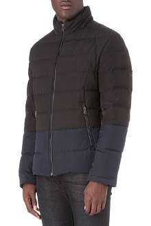 HUGO BOSS Damir1 two-tone quilted jacket