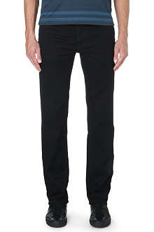 HUGO BOSS Deam regular-fit straight jeans