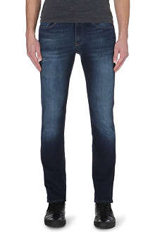 HUGO BOSS Delaware Comfort slim-fit 11oz jeans
