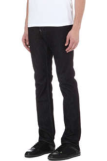 HUGO BOSS Delaware slim-fit straight jeans