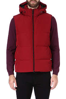 HUGO BOSS Dernom quilted gilet