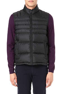 HUGO BOSS Dontim quilted gilet
