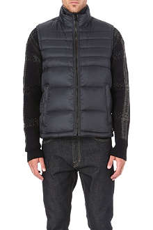 HUGO BOSS Quilted gilet