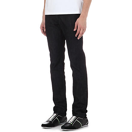 HUGO BOSS Slim-fit jeans (Rinse