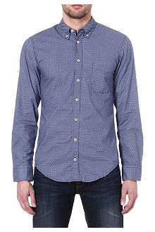 HUGO BOSS Equatore printed shirt