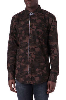 HUGO BOSS Camo shirt