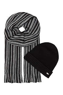 HUGO BOSS Scarf set