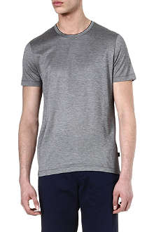 HUGO BOSS Mercerised t-shirt