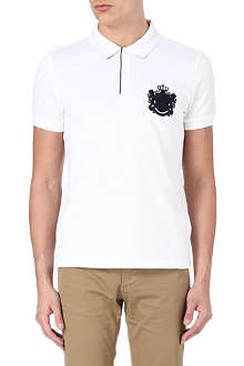 HUGO BOSS Firenze heritage logo polo shirt