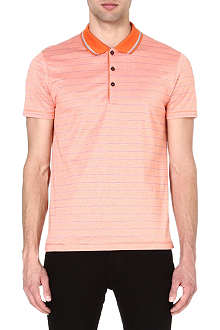 HUGO BOSS Firenze stripe polo shirt