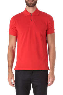 HUGO BOSS Logo pique polo shirt