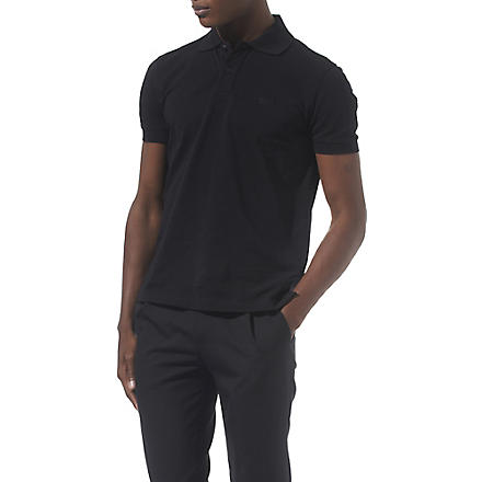 HUGO BOSS Firenze polo shirt (Black