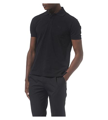 HUGO BOSS Firenze polo shirt (Black
