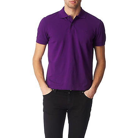 HUGO BOSS Firenze polo shirt (Purple