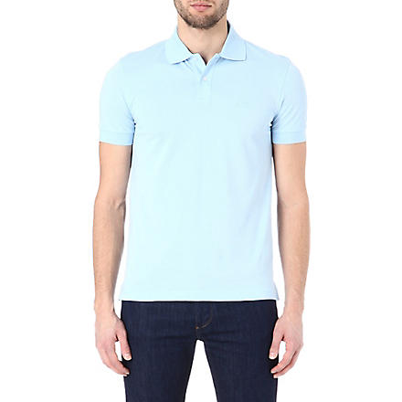 HUGO BOSS Firenze regular-fit polo shirt (Sky