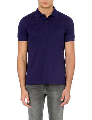 HUGO BOSS Firenze cotton-piqué polo shirt