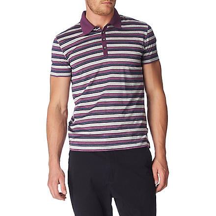 HUGO BOSS Genova polo shirt (Purple