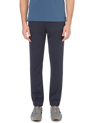 HUGO BOSS Hadiko cotton-jersey jogging bottoms