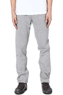 HUGO BOSS Open-leg sweat pants