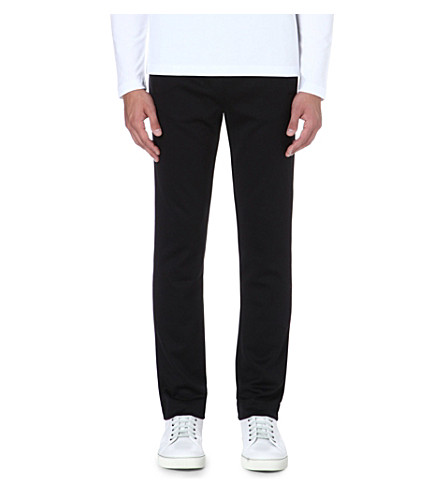 HUGO BOSS Hadim jogging bottoms (Black
