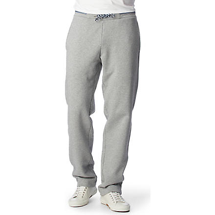 HUGO BOSS Hajo jogging bottoms (Grey