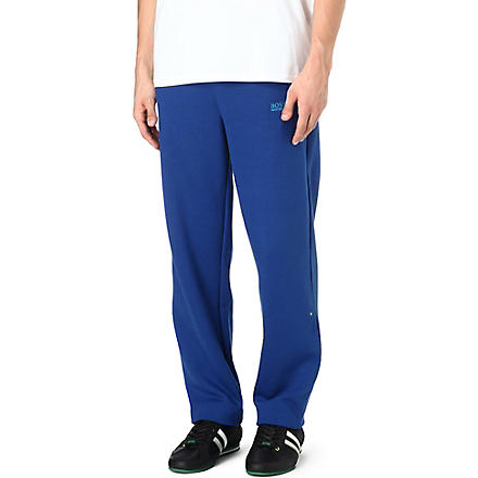 HUGO BOSS Pannelled sweat pants (Blue