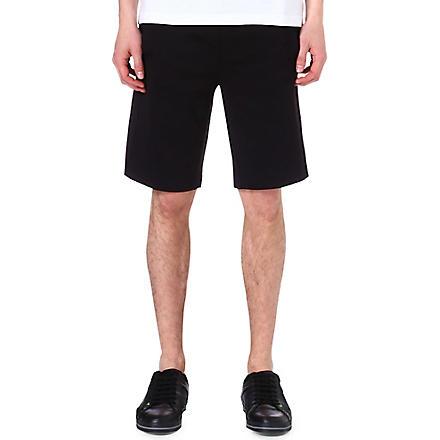 HUGO BOSS Headlo sweat shorts (Black