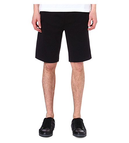 HUGO BOSS Headlo sweat shorts (Black