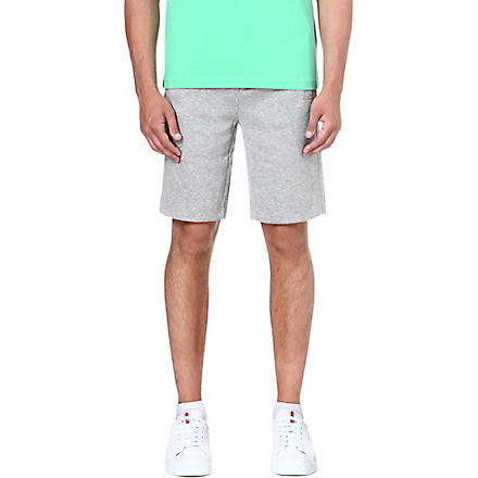 HUGO BOSS Headlo sweat shorts (Grey