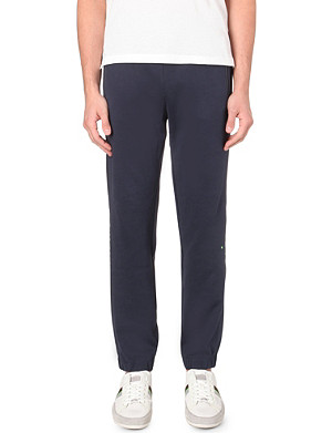 HUGO BOSS Panel-detail jogging bottoms