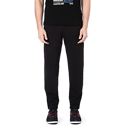 HUGO BOSS Horajo jogging bottoms (Black