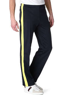 HUGO BOSS Neon panel jogging bottoms