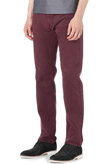 HUGO BOSS Iowa regular-fit trousers