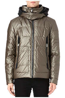 HUGO BOSS Jabbar quilted jacket