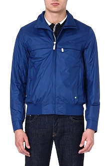 HUGO BOSS Nylon zip-through jacket