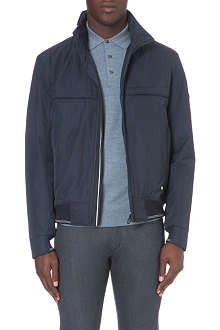 HUGO BOSS Jadon technical bomber jacket