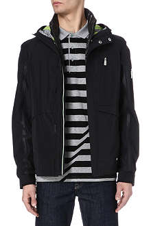 HUGO BOSS 2 in 1 hooded coat