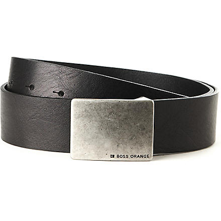 HUGO BOSS Jarrett–N belt (Black