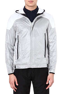 HUGO BOSS Nylon jacket with hood
